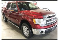 """Ford Dealership Madison Wi East 2013 Used ford F 150 4wd Supercrew 145"""" Xlt at East Madison toyota"""